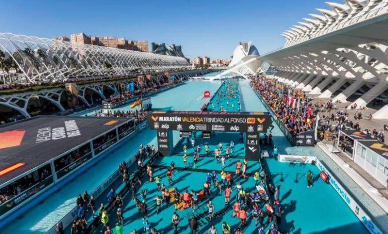 Valencia Marathon goal