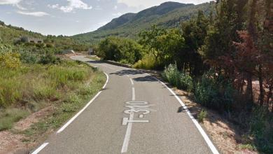 Photo of A cyclist dies in a frontal collision with a car in Tarragona