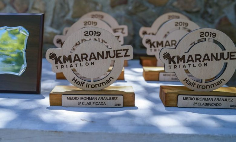 MD Aranjuez Triathlon Medals