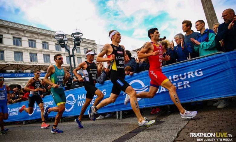 WTS Hamburg race segment
