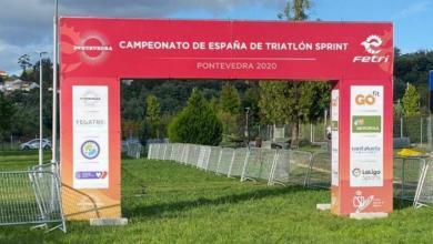Photo of Directo: Spanish Sprint Triathlon Championship in Pontevedra