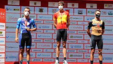 Photo of Ander Okamina, Spanish Elite Time Trial Champion