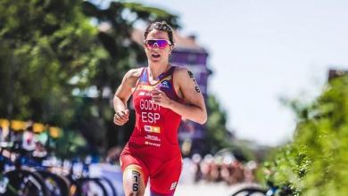 Anna Godoy en competición internacional