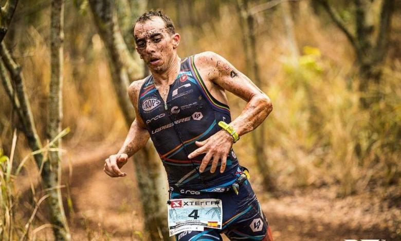 ubén Ruzafa at the XTERRA World Championship 2019