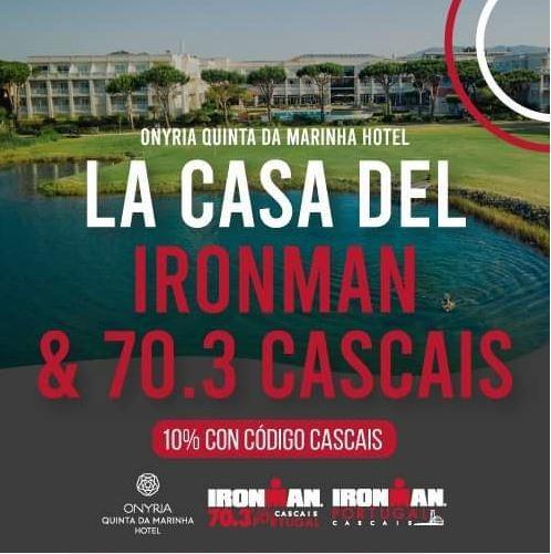Hôtel Ironman Cascais