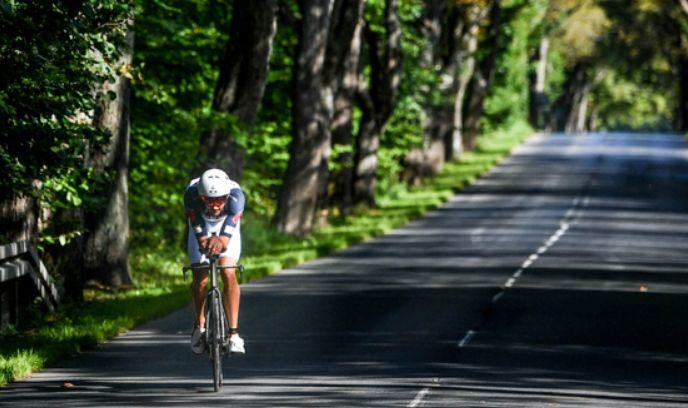 IRONMAN 70.3 gdynia cycling segment