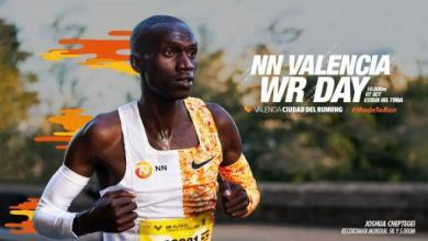 Photo of Joshua Cheptegei will seek the world record of 10.000 meters in Valencia