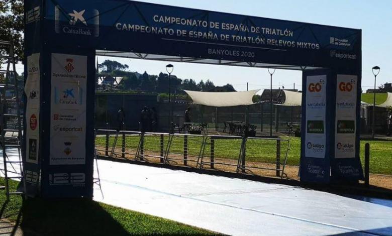 Direkt: Spanische Triathlon-Meisterschaft in Banyoles