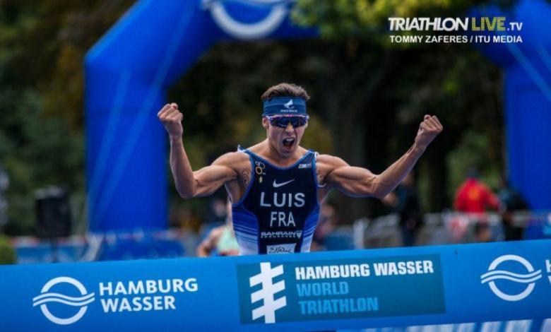 Vicent Luis Weltmeister 2020 in Hamburg