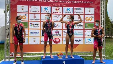 Photo of Cidade de Lugo Fluvial Mixed Relay Champion of Spain