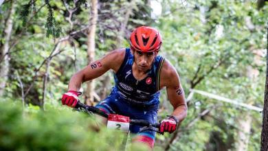 Photo of Rubén Ruzafa a por todas en el XTERRA Malta