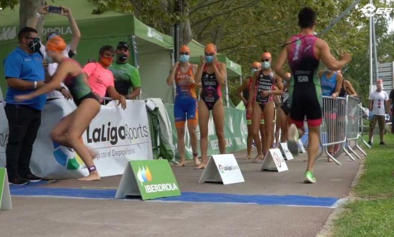 Foto von (Video) Zusammenfassung Spanish Mixed Relay Championship 2020 Banyoles