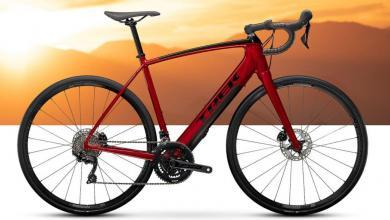 Photo of Trek launches the new Domane + ALR, an electric road bike