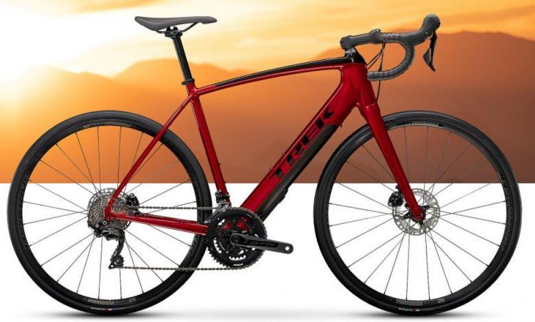 Trek Domane+ ALR, una bicicleta de carretera eléctrica