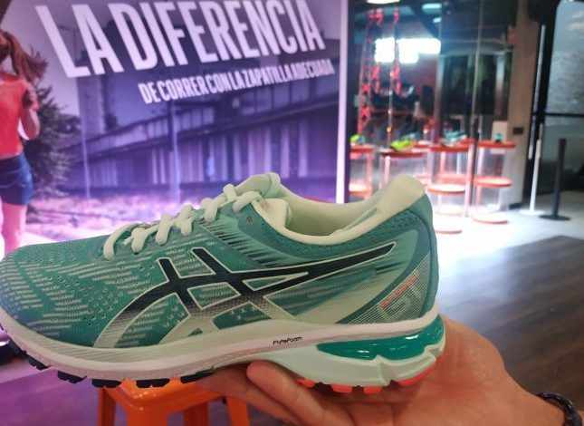 The 5 ASICS proposals for this season: this was the presentation for the press!