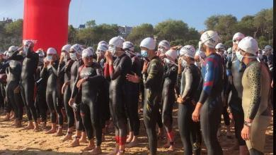 Photo of The images of the City of Santander Triathlon