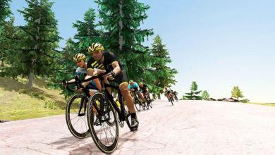 Photo of Compite en el primer campeonato del mundo de ciclismo virtual con Bkool