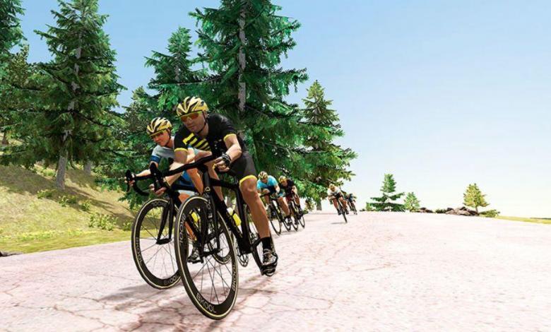 e-Cycling World Championship by Bkool