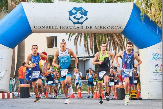 (Vídeo) Resumen del Triatló Olímpic Son Bou (Menorca)