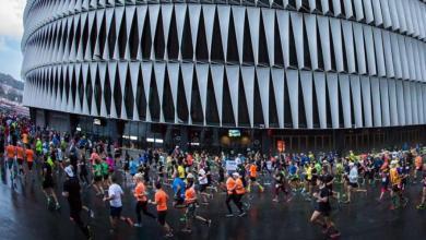 La photo de l'EDP Bilbao Night Marathon aura une version virtuelle