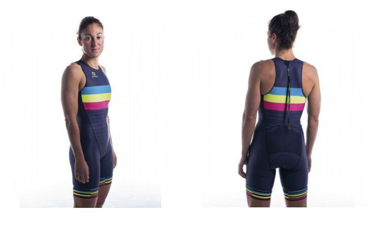 INVERSE Triathlon kits with Judith Corachán