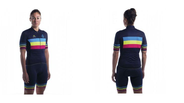INVERSE Cycling Kits with Judith Corachán