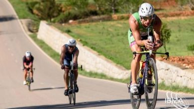 Photo de EL Ibiza Half Triathlon suspendue
