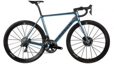 Photo of Magma, Alberto Contador's new bike