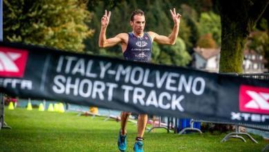 Photo of Rubén Ruzafa wins the Xterra Short Track Molveno
