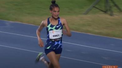 Photo of Letesenbet Gidey breaks the world record of 5.000 meters
