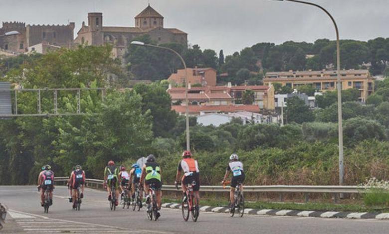 Foto des Triathlons kehrt mit der Just Tri Series nach Altafulla zurück