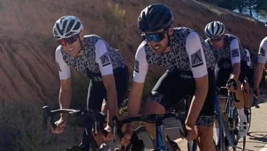 Photo of Alberto Contador travels 400 kilometers in less than 12 hours and 34 km / h