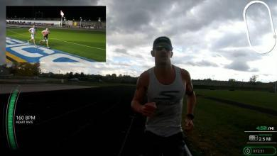 Photo of (Video) Lionel Sanders motivates himself with Pablo Dapena to train faster