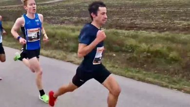 Photo of Kilian Jornet ago 29:59 on his 10k debut