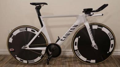 Photo of This is the bicycle that Lionel Sanders will take in the attempt of the hour record
