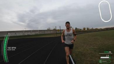 Photo of (Video) Lionel Sanders achieves his best mark in 5k
