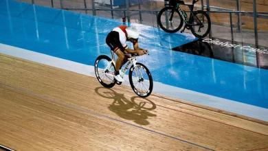 Photo of Lionel Sanders breaks Canadian time record at velodrome