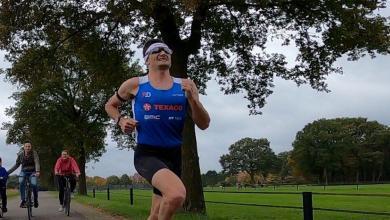 Foto von Richard Murray bricht mit 10:28 seine persönliche Bestzeit in 04 km