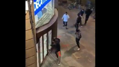 Photo of (Video) Raid on a Decathlon store in Barcelona