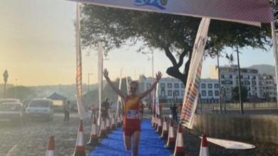 Martín Fiz campeón Europa media maratón M55 2020