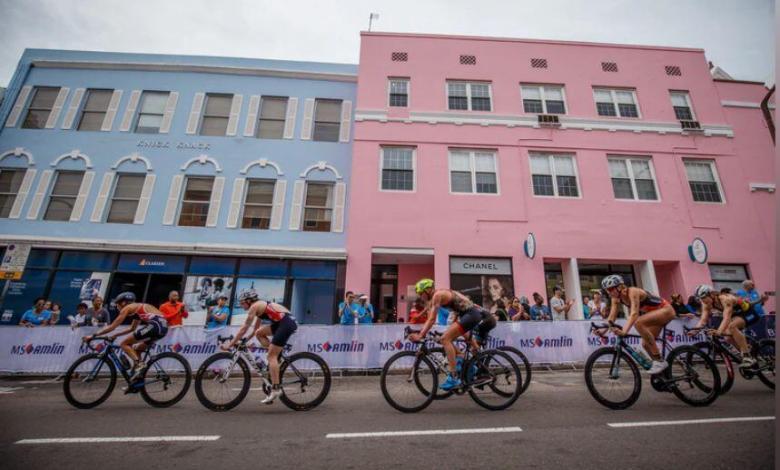 Competición WTS en Bermudas