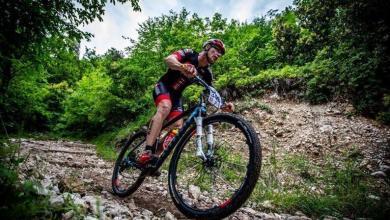 Segmento ciclista dle Xterra Italia
