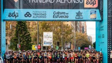 salida maratón valencia
