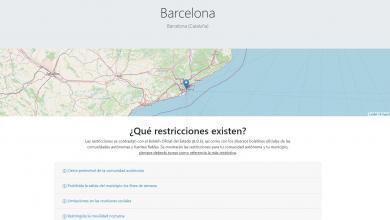 Captura app quecovid.es