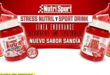 nuevo sabor sandía en Nutrisport Sport Drink y StressNutril.