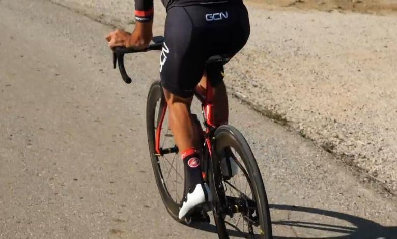 errores al pedalear que afectan a nuestro rendimiento