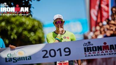 Meta del IRONMAN Lanzarote 2019