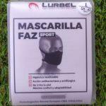 Mascarilla Lurbel Faz Sport 3