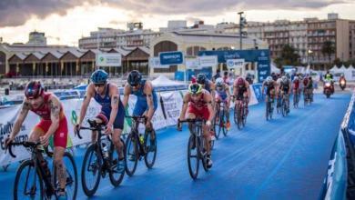 Segmento ciclista Copa Mundo Valencia