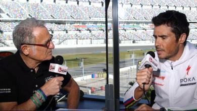 Entrevista previa Javier Gómez Noya Challenge Daytona
